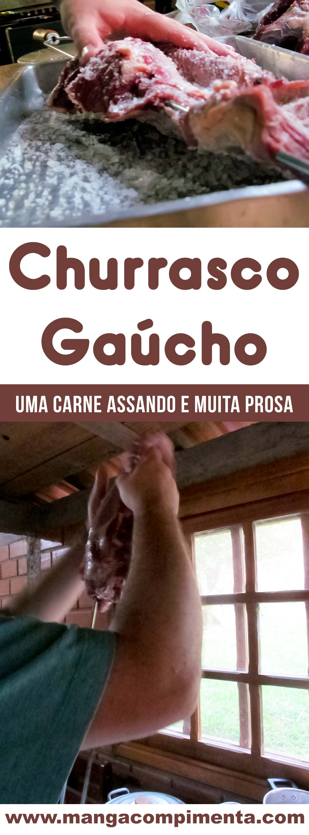 Churrasco Gaúcho - uma delícia de carne na brasa.
